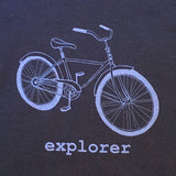 Explorer Bicycle Tee