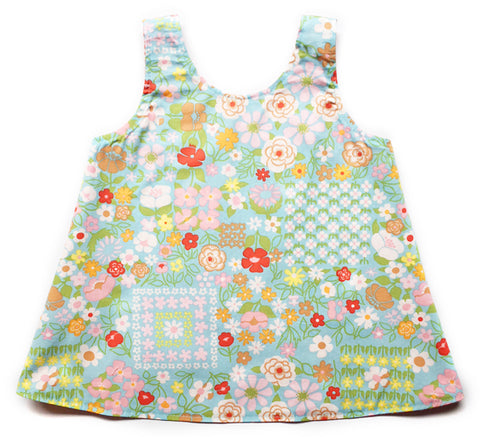 Mini Butterfly Dress - Flower Child