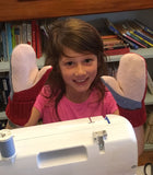 Sewing Camp August 27-31, 2018: Back to School (full week or single day options)
