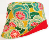 Reversible Summer Hat - Flowerclouds