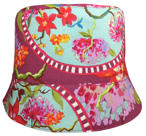 Reversible Summer Hat - Treasure