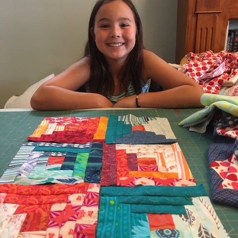 PA Day Sewing Camp January 18, 2019: Patchwork Primer