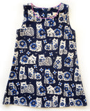 A is for A-Line Dress - Indigo Cats