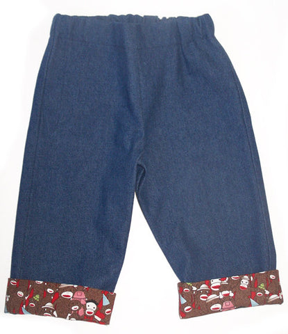Funny Monkeys pants