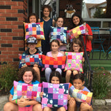 Sewing Camp August 12-16, 2019: Celebrating Colour