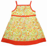 Summer Spirit Dress - Sunshine