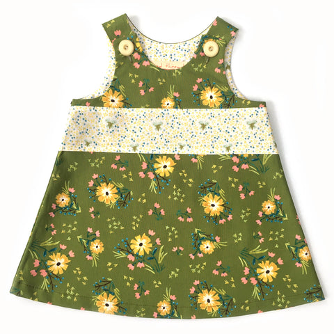 Caterpillar Dress - A Walk in the Woods