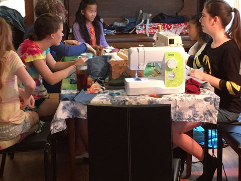 PA Day Sewing Camp October 5, 2018: Cute Stuff