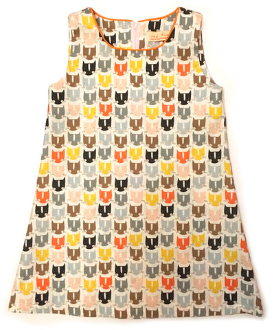A is for A-Line Dress - Mod Cats