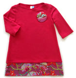 Bamboo Play Dress - treasure
