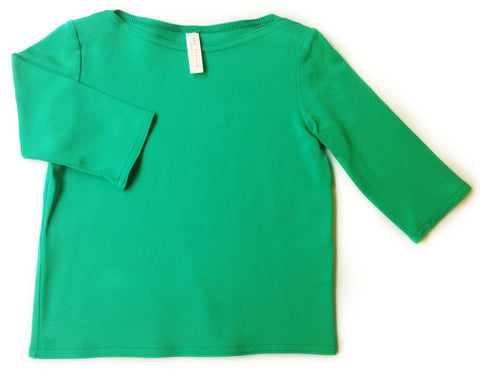 Bamboo Top - green