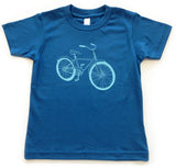 Bicycle tee - organic cotton