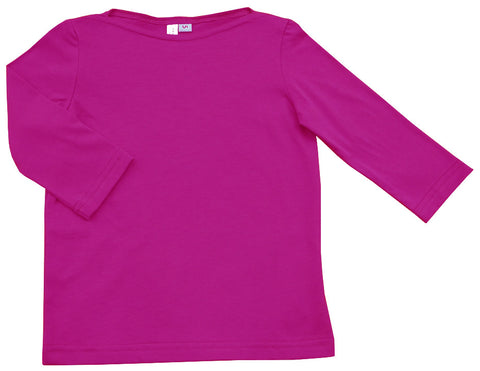 Bamboo Top - plum