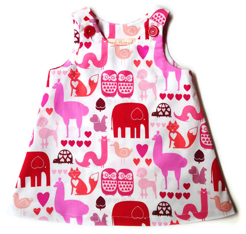 Caterpillar Dress - I Heart Animals