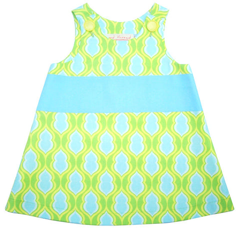 Caterpillar Dress - Lemonlime