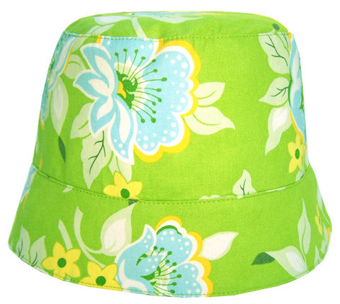 Reversible Summer Hat - Apple