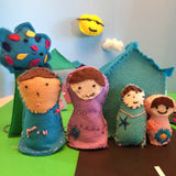March Break Sewing Camp March 12-16, 2018: Stuffed Creatures