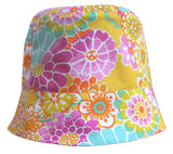 Summer Sky Reversible Summer Hat