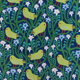 A is for A-Line Dress: Happy Birds