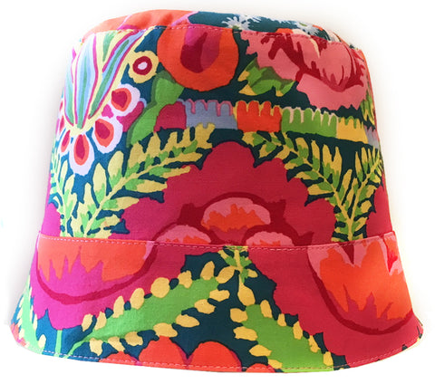 Reversible Summer Hat - Frida