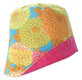 Reversible Summer Hat - Vintage Mums
