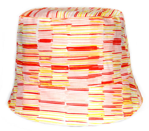Reversible Summer Hat - Sunstreaks