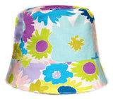 Reversible Summer Hat - Vintage Love