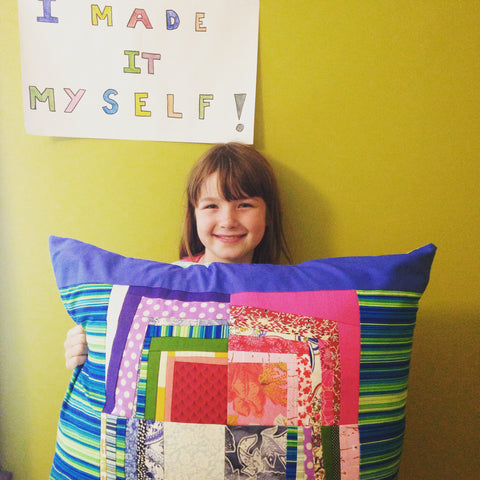 Sewing Camp August 20-24, 2018: Pillows and Pyjamas