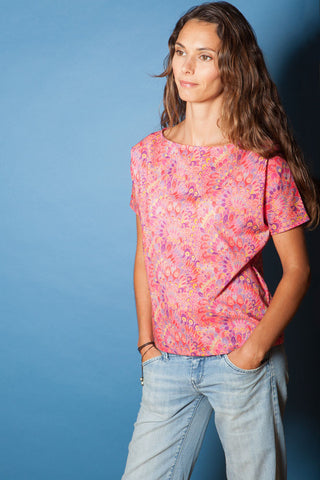 The Liberty Top (available in three Liberty prints)