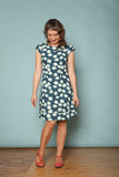 The Audrey Dress - Floating Flowers