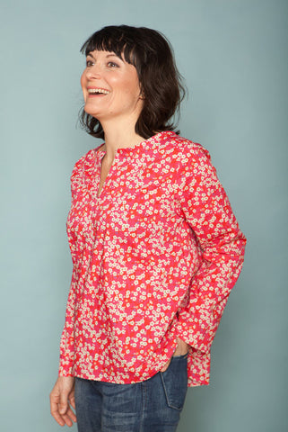 The Liberty Blouse (available in six Liberty prints)