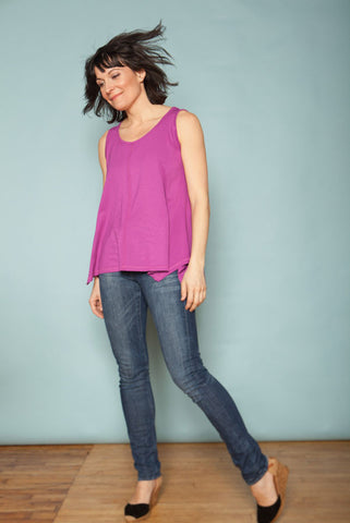 The Bamboo Breeze Top - Two Colours