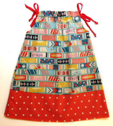 Ribbon Sundress - Yum! Gum!