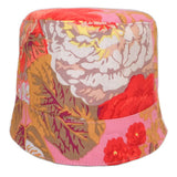 Reversible Summer Hat - Summer Blossoms