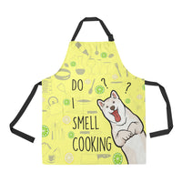 Do I smell Cooking Shiba Apron
