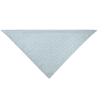 Japanese Bandana - Blue Waves - Style 015