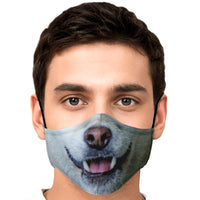 Your Shiba - Your Mask (Customized)