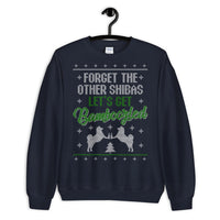 Forget the other Shibas Let's get Bamboozled (Green) - Unisex Sweatshirt