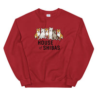 House of Shibas - Unisex Sweatshirt