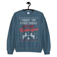 Forget the other Shibas Let's Get Bamboozled (Red) - Unisex Sweatshirt