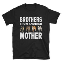 Shiba Inu Shirt - Brothers from Another Mother Short-Sleeve Unisex T-Shirt - Stubborn Shiba Co