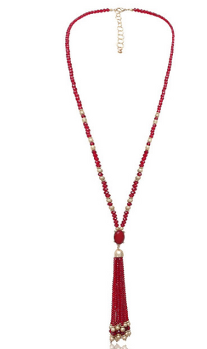 'Ruby' Necklace