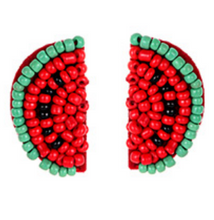 Load image into Gallery viewer, 'Watermelon' Studs