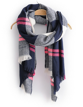 Load image into Gallery viewer, 'Misty' Scarf