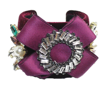Load image into Gallery viewer, 'Violet' Cuff
