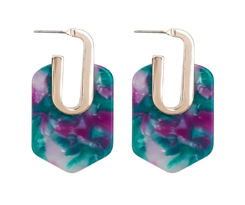 'Heather' Hoops