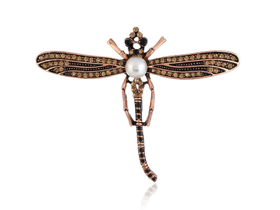 'Dragonfly' Brooch