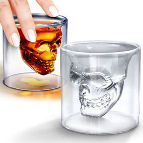 Skull Shot Glass - Barware Club