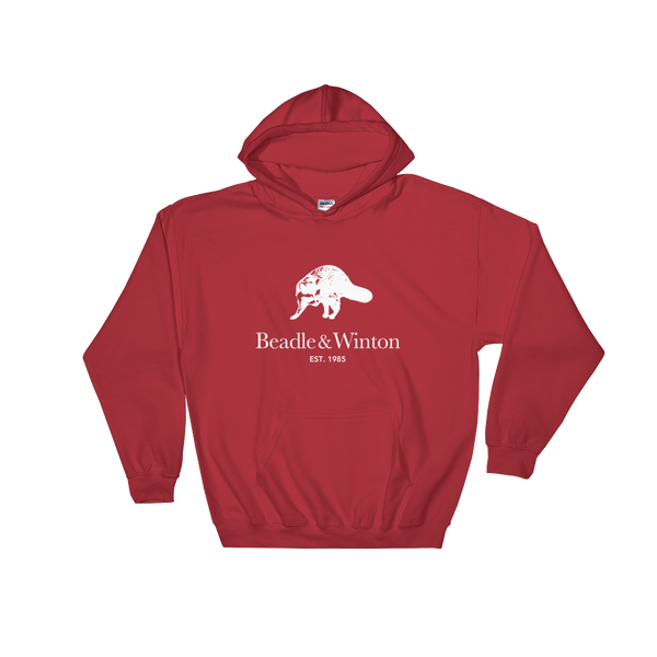 Hooded Sweatshirt: Beadle & Winton