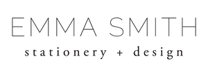 Emma Smith Stationery and Design